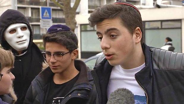 lagerfeld muslime juden