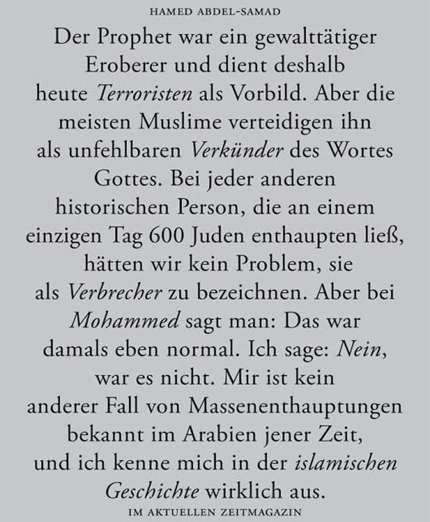 ISIS | WordPress Presseartikel RfD Rettung für Deutschland